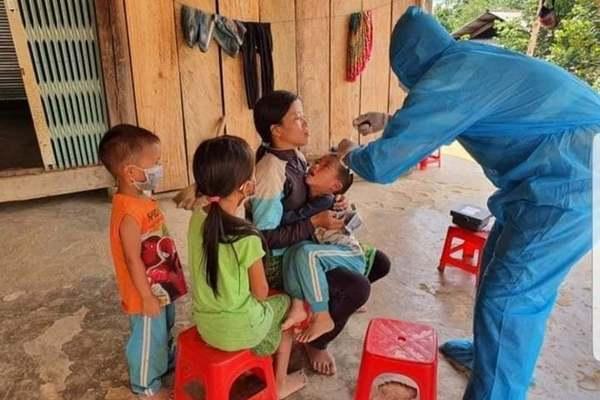Thêm nhiều ca bệnh bạch hầu ở Quảng Trị