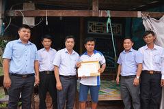 Anh bán vé số Kiên Giang tìm người mua trả lại giải thưởng 30 triệu đồng