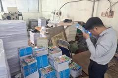 Bắt giữ hơn 5.000 bản sách lậu ở Hà Nội