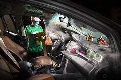Dịch vụ vệ sinh xe PowerSteam ra mắt ứng dụng trên di động