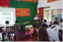 CSB tuyên truyền về Luật Biển, Luật Cảnh sát biển tại xã Long Điền Đông