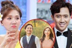 """Hết bị Trấn Thành đến Hari Won réo tên trên truyền hình, vợ chồng Tiến Đạt đăng status: """"Đừng ép ai vào đường cùng"""""""