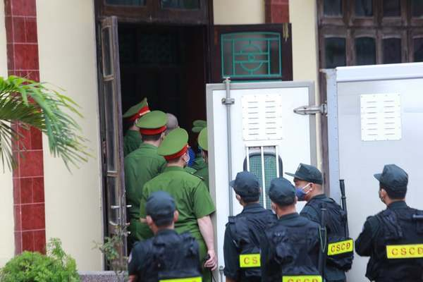 Nguyễn Xuân Đường lĩnh 30 tháng tù, đền bù 100 triệu cho bị hại