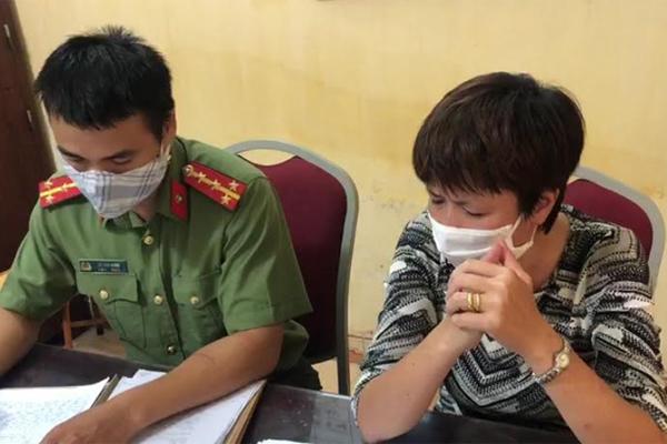 Đăng tin sai về dịch ở Hải Dương, người phụ nữ bị phạt 7,5 triệu