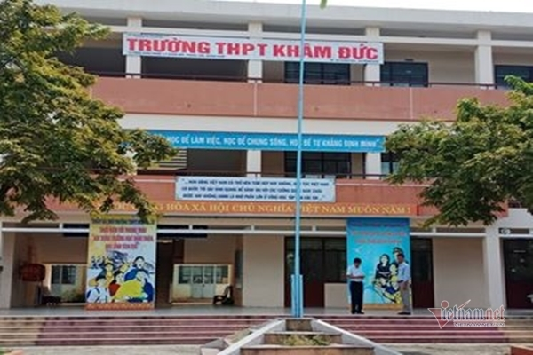 Chồng ca bệnh 981 coi thi THPT quốc gia, Quảng Nam thông báo khẩn