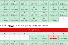 Giá vé máy bay lại 'rẻ bèo', hàng không kêu cứu