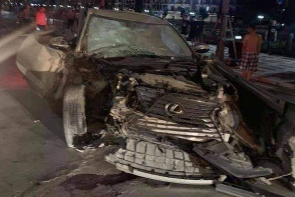 Tài xế xe sang uống rượu, gây tai nạn khiến nữ công an Hải Phòng tử vong