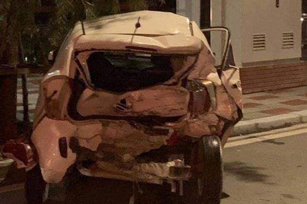 Nữ công an tử vong sau vụ tai nạn liên hoàn ở Hải Phòng