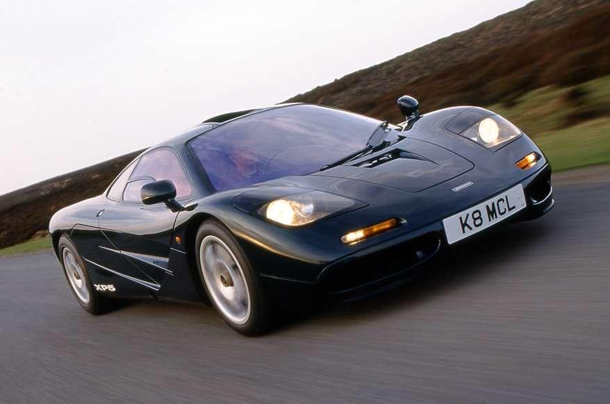 Những chiếc xe nhanh nhất trong lịch sử xe hơi