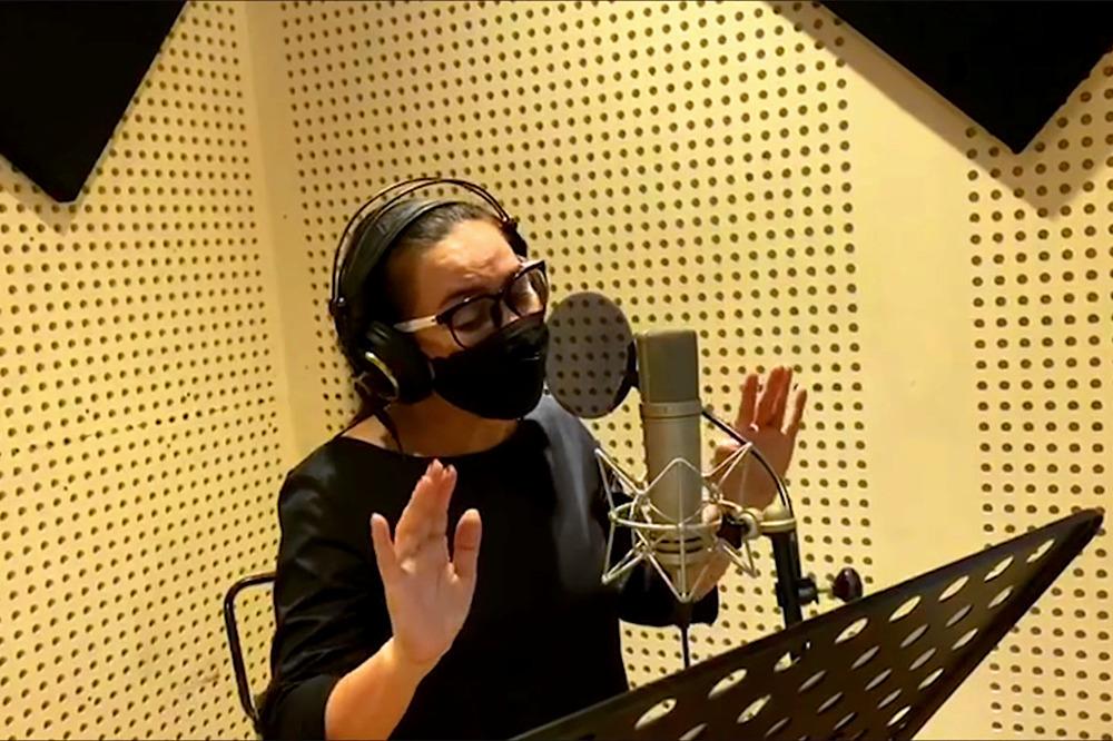 Hơn 40 nghệ sĩ hát 'Ngày mai lại tươi sáng'
