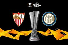 Xem trực tiếp Inter vs Sevilla: Chung kết Europa League