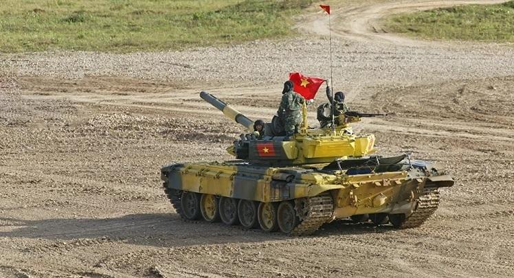 Tìm hiểu mẫu xe tăng Việt Nam sử dụng thi đấu ở Tank Biathlon 2020