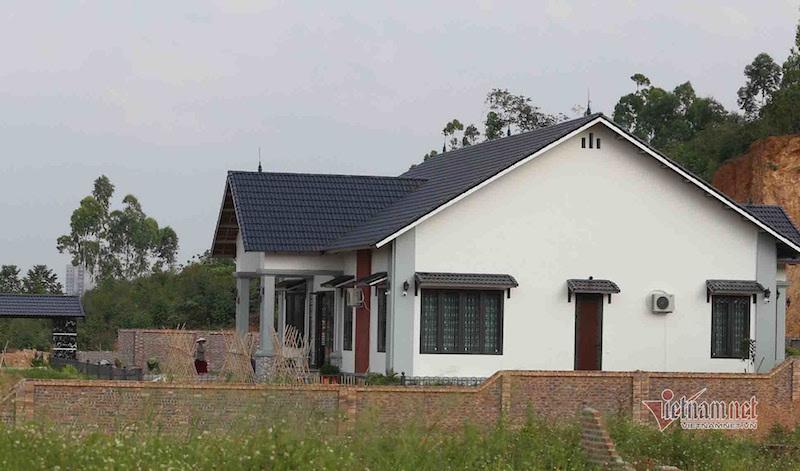 Vĩnh Phúc: Càng thanh tra càng 'mọc' thêm nhiều nhà trên đất rừng