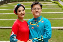Chồng sắp cưới kém tuổi, làm ở Bộ ngoại giao của Ngọc Hân là ai?