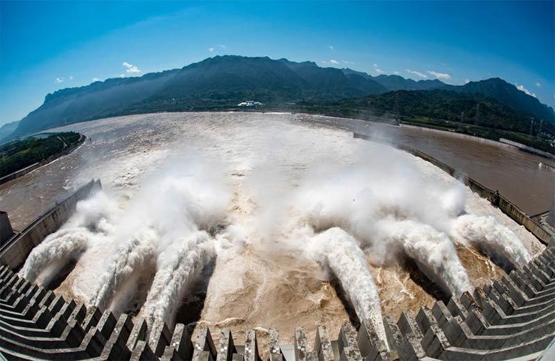 Đập Tam Hiệp chịu đợt lũ khủng khiếp nhất từ năm 2003