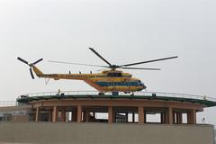 Medical air ambulance saves patients onislands