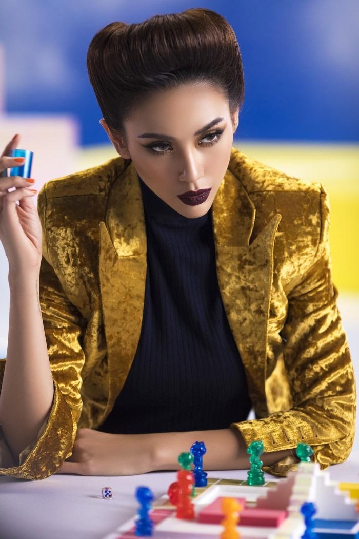 Ninh Dương Lan Ngọc rap, Chi Dân diễn trong MV của S.T Sơn Thạch