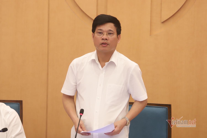 Điều tra ca dương tính Covid-19 mới đến Hà Nội, khám ở Bệnh viện E
