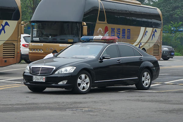Những mẫu xe yêu thích của cảnh sát châu Á
