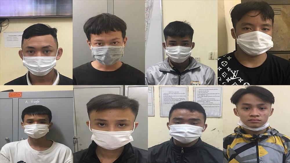 Tướng cướp 17 tuổi cầm đầu băng nhóm nguy hiểm vùng ven Sài Gòn