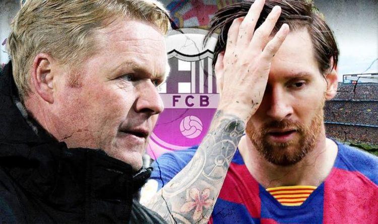 MU mua Issa Diop, HLV Koeman tức tốc họp 'nóng' với Messi
