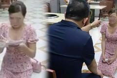 Bắt tạm giam chủ quán ép cô gái quỳ lạy ở Bắc Ninh