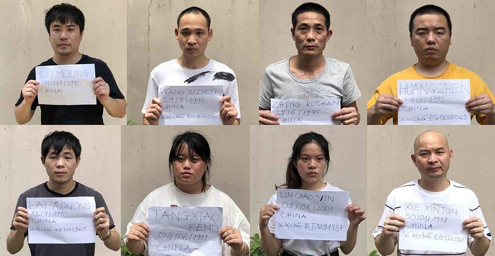 Một tháng, Công an TP.HCM bắt 116 người nhập cảnh trái phép