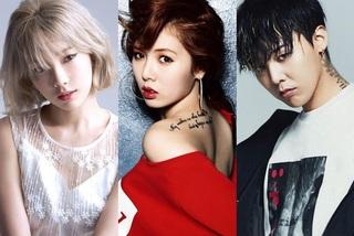 Ý nghĩa hình xăm của 9 thần tượng Hàn Quốc nổi tiếng