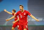 Video bàn thắng Bayern Munich 3-0 Lyon