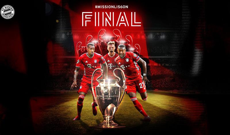 Bayern Munich,Lyon