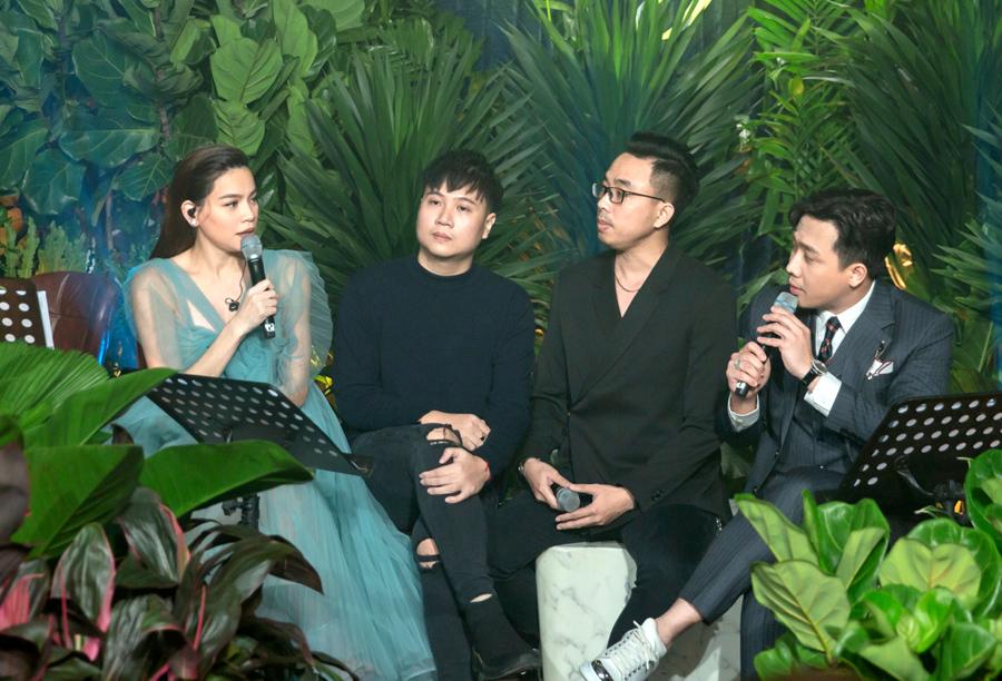 Hồ Ngọc Hà - Noo Phước Thịnh hát hit của nhau, tranh luận về tình cũ