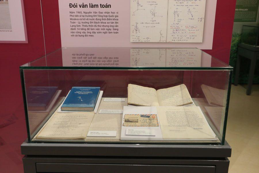 Trưng bày 14 công trình khoa học đạt Giải thưởng Hồ Chí Minh