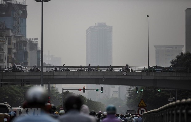 Air quality improving in northern region