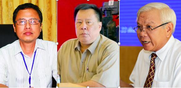 Cảnh cáo ba giám đốc sở tỉnh Khánh Hòa