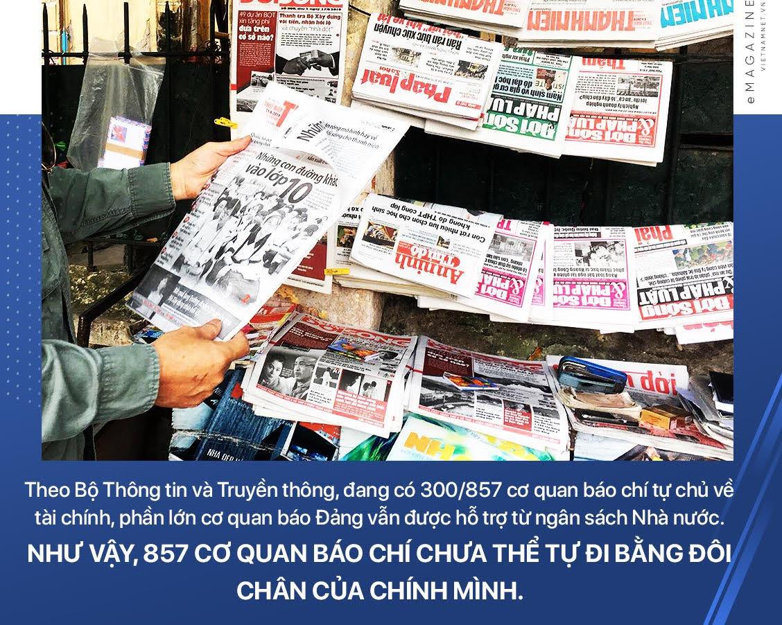 Nguồn thu của báo chí là ở cách tư duy đồng hành cùng DN