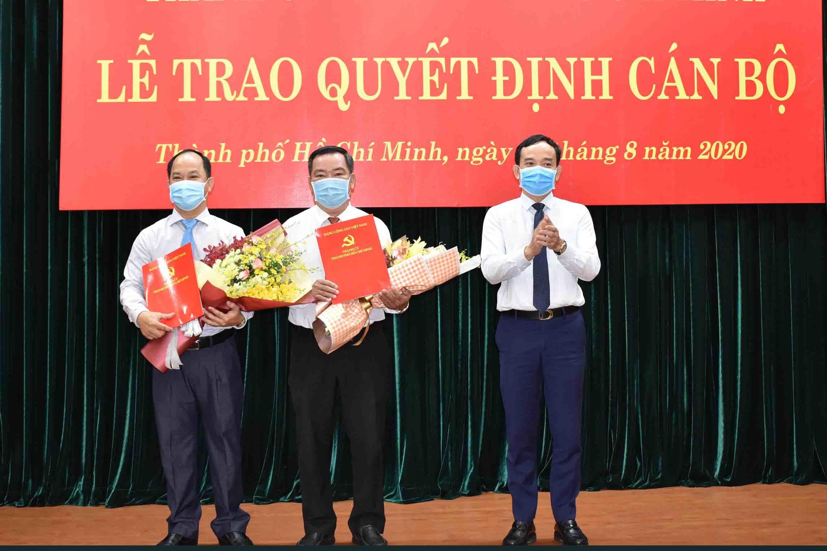 Ông Lê Đức Thanh được bầu làm Chủ tịch UBND Quận 2