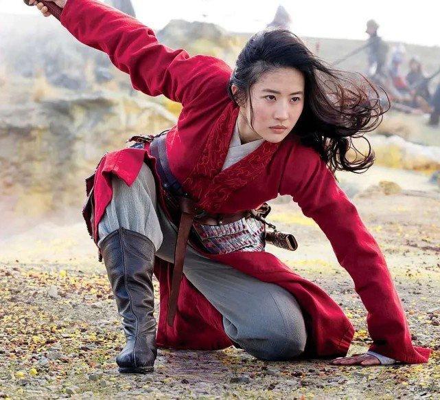 Hậu trường luyện võ của Lưu Diệc Phi