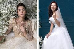 Ngọc Nữ, Trương Diệu Ngọc diện váy cưới