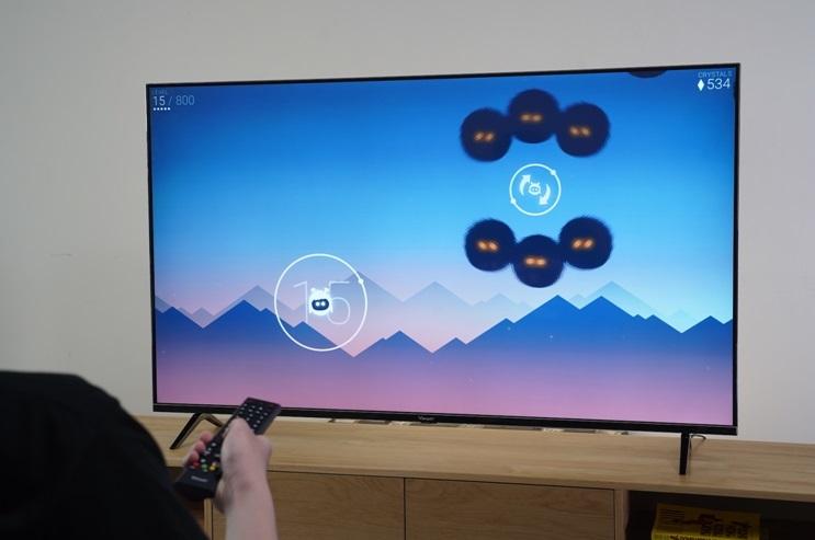 Những tựa game chơi trên TV Vsmart mà không cần tay cầm
