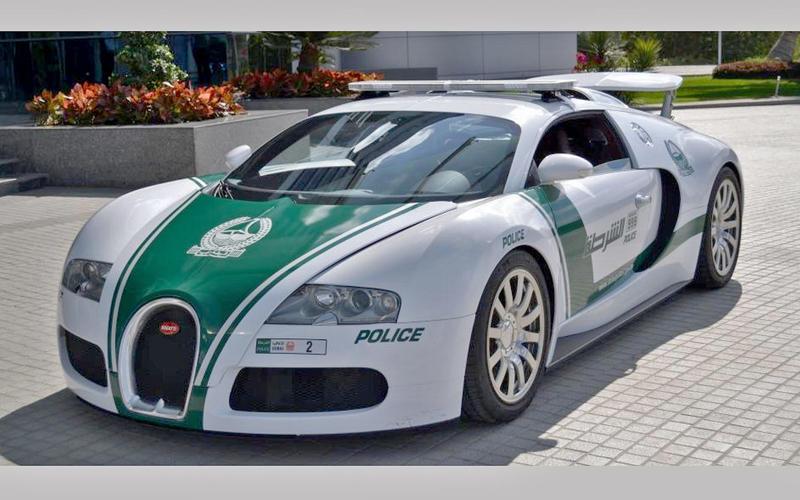 Loạt siêu xe sang chảnh của cảnh sát các nước trên thế giới
