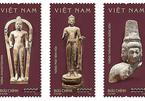 """Phát hành bộ tem bưu chính """"Văn hóa Óc Eo"""""""