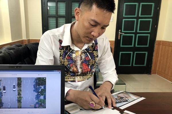 Xử phạt Huấn 'hoa hồng' vì xúc phạm công chức, thanh niên TP.HCM
