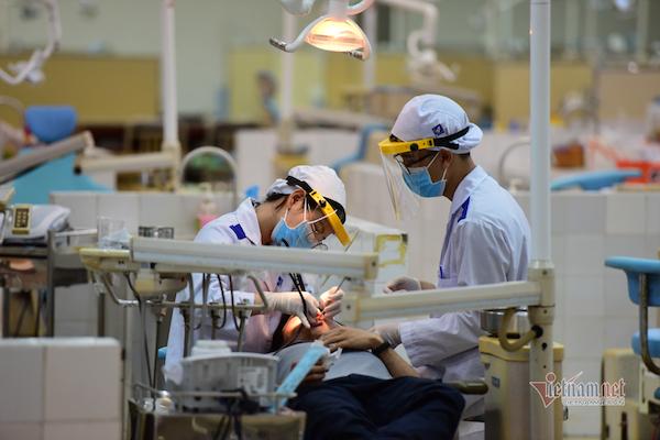 Điểm chuẩn ĐH Y Dược TP.HCM năm 2021 cao nhất 28,2
