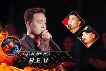 Rapper Việt Nam đầu tiên kết hợp rap với ca trù 'gây bão'