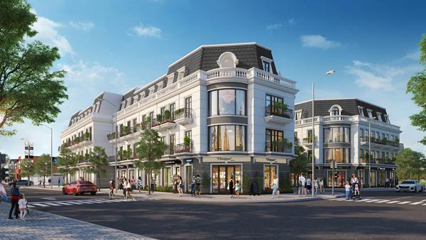Ra mắt Vincom Shophouse Uông Bí - Quảng Ninh