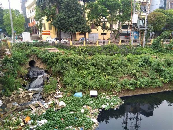 Hanoi,water pollution,vietnam environment
