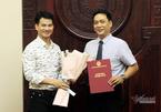 NSƯT Minh Hiếu được bổ nhiệm làm Phó giám đốc Nhà hát Kịch VN
