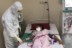 Ca bệnh 438 có bệnh nền ung thư, 4 lần âm tính nCoV