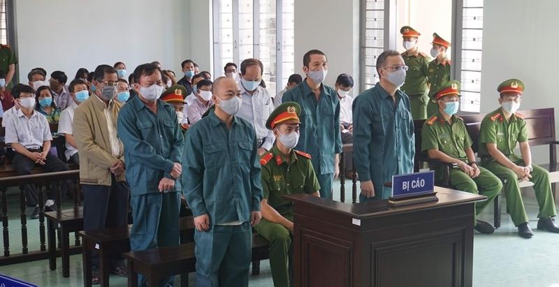 Hai cựu lãnh đạo thành phố Phan Thiết lãnh án tù