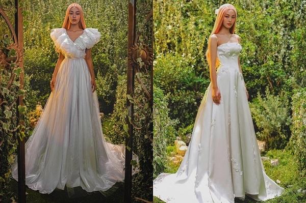 Loạt váy cưới đẹp của Chung Thanh Phong